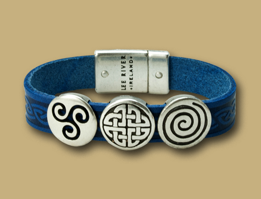 Aoife-Celtic-Charm-Cuff-Atlantic-Blue