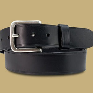 belt lasts for 25 years real leather made in ireland