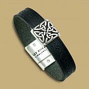 Braden-Unisex-Celtic-Leather-Bracelet-from-Ireland
