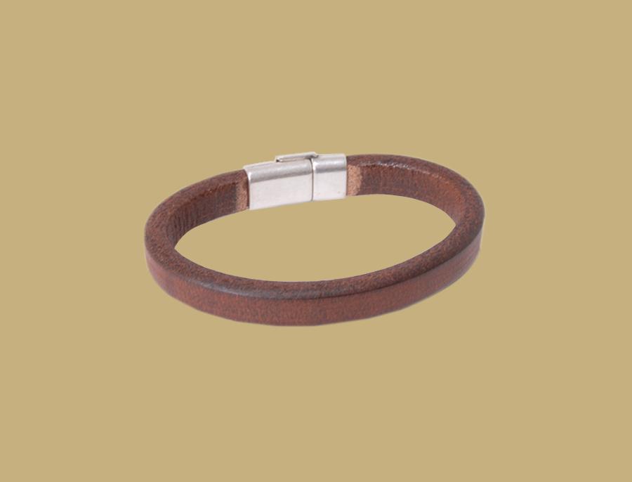 Gaucho-Mens-Leather-Handmade-Cuff