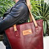 Ladies-Red-Leather-Tote-Bag-From-Ireland