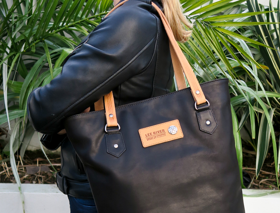 Black-Ladies-Leather-Tote-Bag-From-Ireland