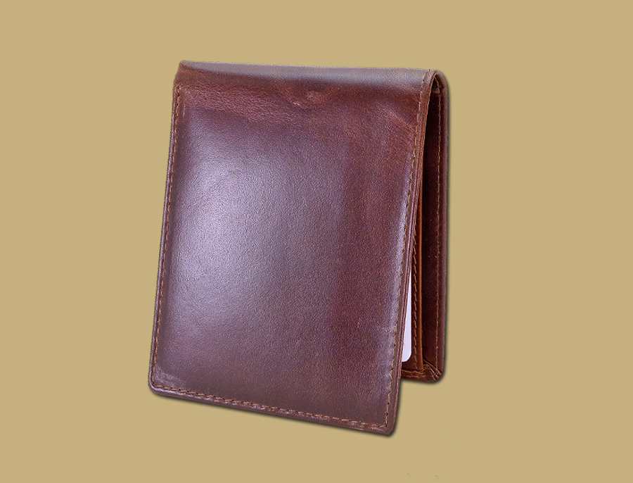 Classic Gents Wallet by Lee River Leather Ireland