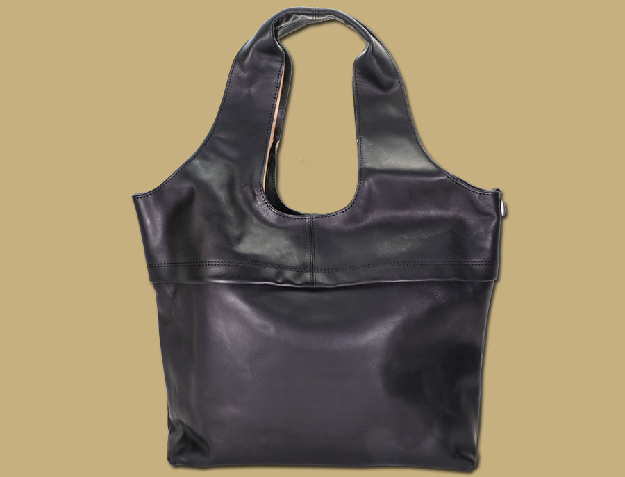 lee river leather large shopper tote bag from Ireland